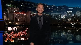Download Youtube: Neil Patrick Harris' Guest Host Monologue on Jimmy Kimmel Live