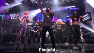 Flo Rida - Let It Roll (New Year's Rockin' Eve 2013)