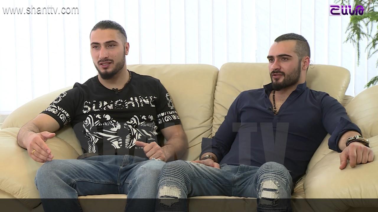 Աշխարհի Հայերը/Ashxarhi Hayer-Gevorg & Andranik Vardanyans 16.07.2017
