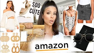 AMAZON CLOTHING HAUL TRY ON | I FOUND THE BEST PIECES!
