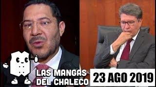 Las Mangas del Chaleco: Pleito de Morena en el Senado, acusaciones contra Mayer y el caso Robles