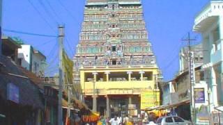 Chidambaram Shiva temple