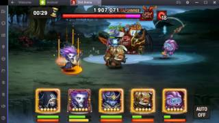 Dot Arena Eternal Realm 刀塔传奇 - Fallen Angel 3.6M (Phantom)