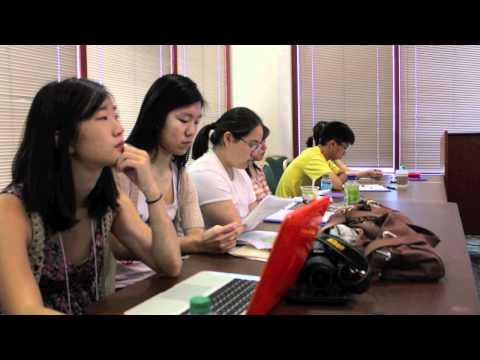 2011 Asian American Summer Institute – Queens College, New York City