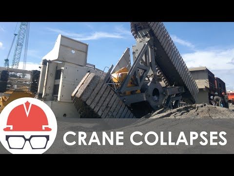 Why Are Crane Collapses So Common?