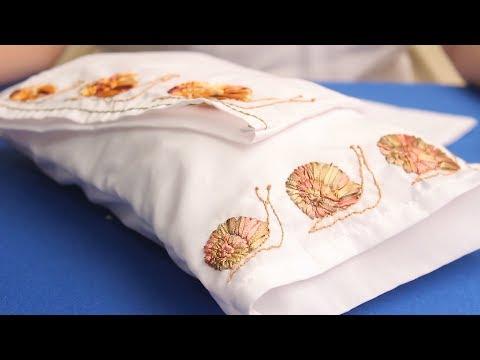 aprende a coser una funda de almohada *superfácil*2/2 *GANADORAS PORTAGUJAS* Ajuar de bebé