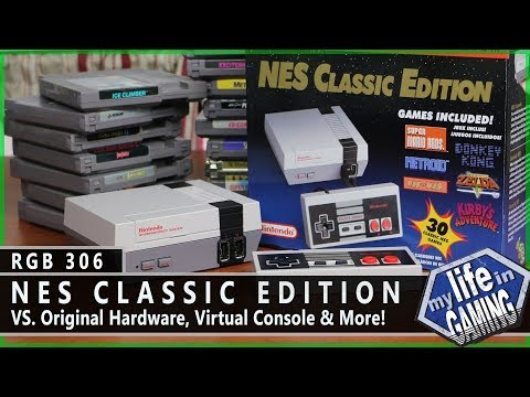 RGB306 :: The NES Classic Edition - MY LIFE IN GAMING