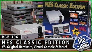 RGB306 :: The NES Classic Edition