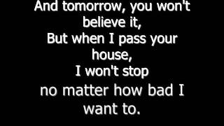 Chris Young - Tomorrow W. Lyrics