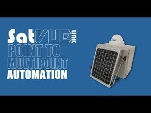 SatVUE-Link Point to Multipoint Automation