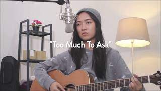Too Much To Ask   Niall Horan (LIVE Cover By @freecoustic)