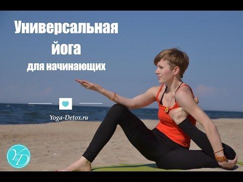 Универсальная йога для начинающих. Тантрическая энергетическая практика