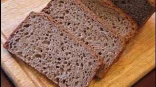 Украинский формовой черный хлеб