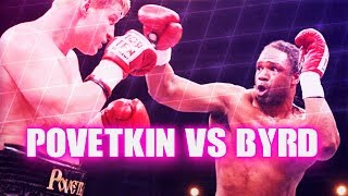 Alexander Povetkin vs Chris Byrd (Highlights)