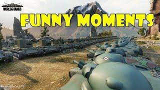 World of Tanks - Funny Moments | Week 2 January 2018