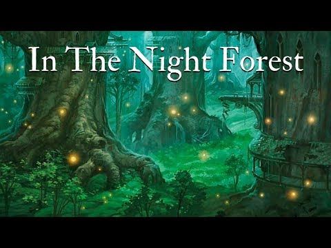 SLEEP Meditation for Children | IN THE NIGHT FOREST | Guided Meditation for Kids