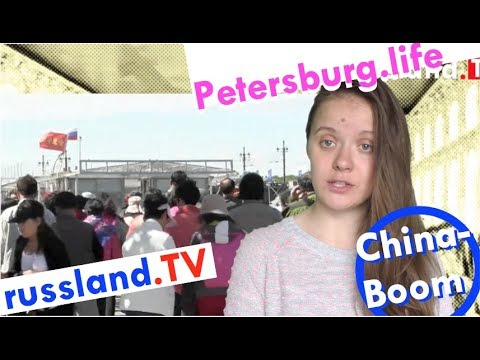 Chinesenflut in Russland [Video]