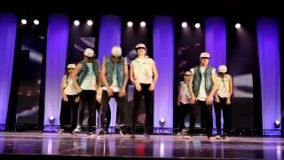 Taneční skupina roku 2012 - EDA show hiphop - PROJEKT 2012