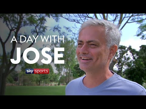EXCLUSIVE: A Day with Jose | Full Sky Sports News Documentary