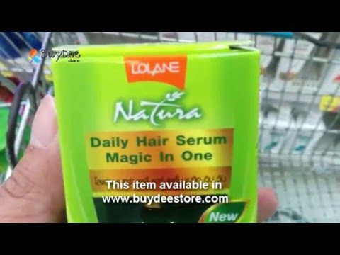 Lolane Natura Daily Hair Serum Magic In One 50mL
