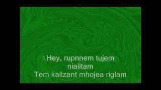 Lawrie - Amit Kumar & Hemlata (With Lyrics) - YouTube