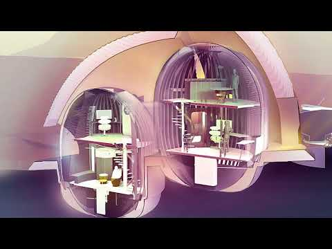 SEArch+/Apis Cor - Phase 3: Level 1 of NASA's 3D-Printed Habitat Challenge