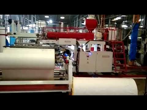 Co-Extrusion Coating Line