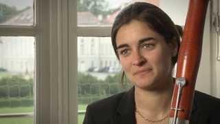 ARD IMW 2013: Preisträger-Portrait Fagott - Sophie Dartigalongue
