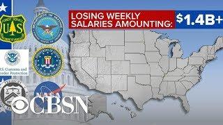 Kansas EPA worker shares struggle to pay bills during government shutdown