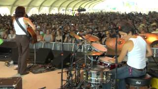 "Ani DiFranco - ""Splinter"" Live Mile High Music Festival 2009"