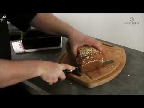 Форма для выпечки хлеба Emile Henry (лён)