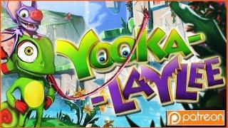 Yooka-Laylee - Patron Game of the Week! (LICKING GOOD)