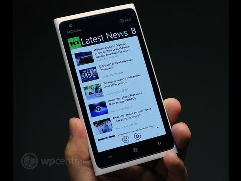 Windows Phone App Review: RT News