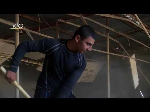 Irak : le retour des premières familles à Qaraqosh