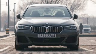 [문영재] VISUAL REVIEW_BMW 5 SERIES | 보고, 듣고, 만지다_BMW 5시리즈