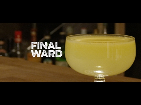 How to Drink: Final Ward