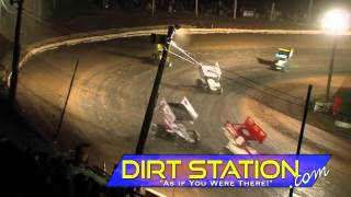 Sprint_Cars - Path Valley2015 Highlights