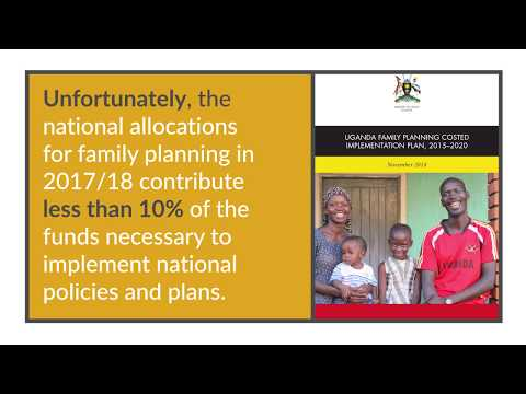Uganda: Need for Investment in Family Planning Video thumbnail