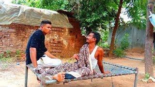 વ્યાજે  પૈસા લઈને બાલાજી થયા બીમાર | Balaji Ne Karyu Bimarinu Natak | Full Gujarati Comedy Video