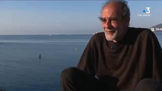 Gaïa, statue de Marc Petit, a pris place dans le golfe d'Ajaccio