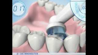 Зубная щетка Oral b Triumph 5000