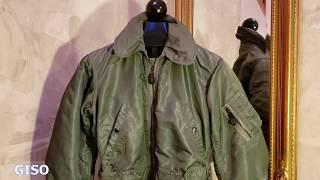 Albert Turner 1960s Winter Flight Suit CWU-I/P Cold Weather Flightsuit Mens Coveralls