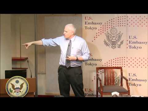 アメリカ大使館主催:人身売買・人身取引対策の現状と課題
