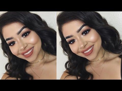 Everyday Makeup Tutorial | Daisy Marquez