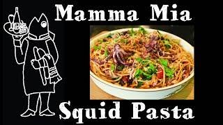 Squid Pasta