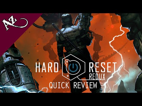 Hard Reset Redux - Quick Game Review video thumbnail