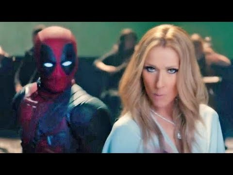 Deadpool Teams Up With Celine Dion In New 'Ashes' Music Video Mp3