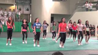 DLSZ Baby Gap HS Pep Rally