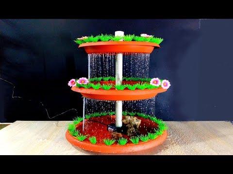 How to make the Rain Fountain very easy / DIY