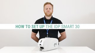 How To Set Up The IDP Smart 30 ID Card Printer